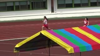 105年市長盃國小田徑錦標賽女童乙組400公尺接力決賽