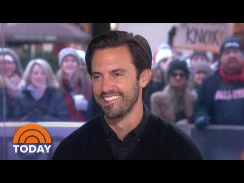 Milo Ventimiglia On Being Vetted By J.Lo For 'Second Act' | TODAY
