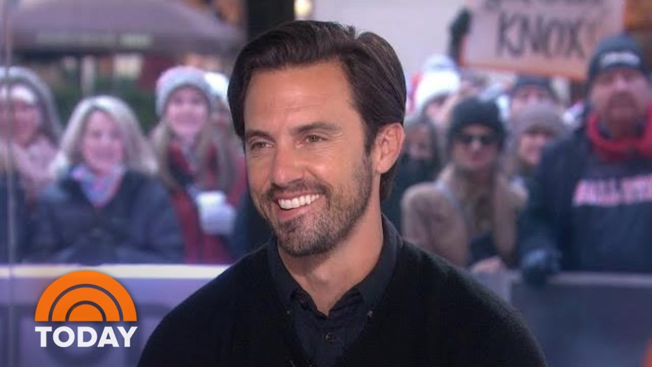 Milo Ventimiglia On Being Vetted By J.Lo For 'Second Act'   TODAY