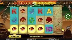 Pirates Frenzy Bonus Feature (Blueprint Gaming)