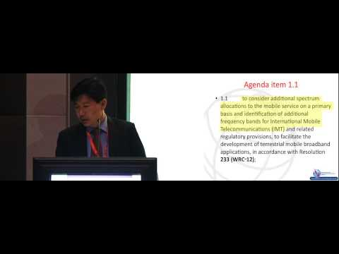 Danny Tham, ITU Presentation at Submarine Networks World Afr