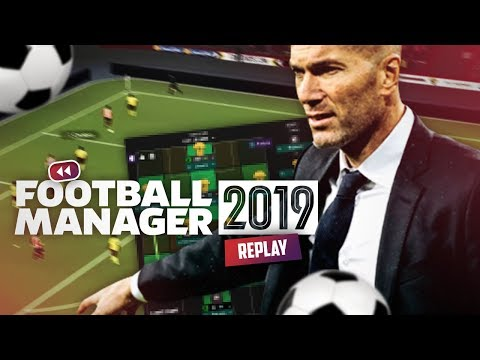 Coach BIZOT meilleur que Zidane ? #2 (Football Manager 2019)