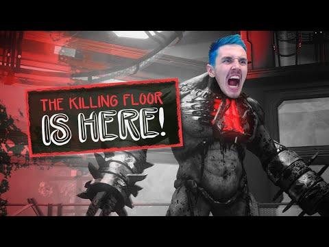 The Killing Floor Is Here! (Killing Floor 2) [Part 1]