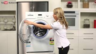 Haier HWM70 1201 7kg Front Load Washing Machine reviewed by product expert - Appliances Online
