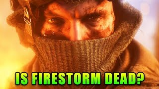 Is Firestorm Dead?