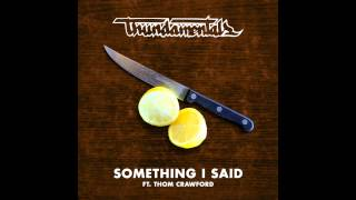 Thundamentals ft. Thom Crawford-