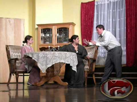 """Arsenic and Old Lace"" Trailer PVHS Pawformers"