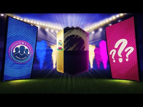 FIFA 18 | GUESS WHO?! TWO PLAYER PACKS | GOLD UPGRADE PACKS vs OAKELFISH