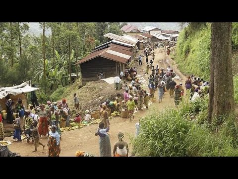 DR Congo's Kasai violence led to over 3,300 deaths - Catholic church
