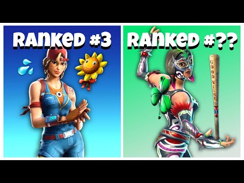 10 TRYHARD SKIN COMBOS In Fortnite Chapter 2! (Fortnite Sweaty Skin Combos) + 50K Special!
