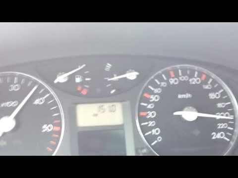 Renault Laguna II 1.9 120 KM test przyśpieszenia