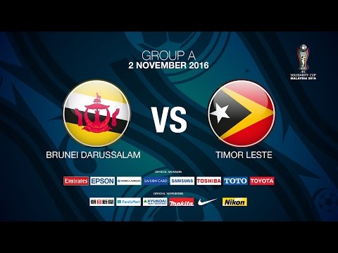 #AFCSolidarityCup Group A: Brunei DS v Timor Leste news report