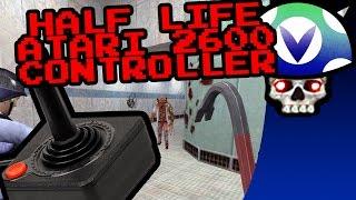 [Vinesauce] Joel - Half Life With Atari 2600 Controller