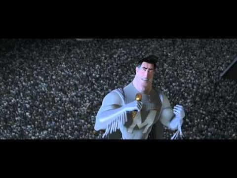Trailer 2 de Pelicula Megamente 3D - Megamind 3D - 2010
