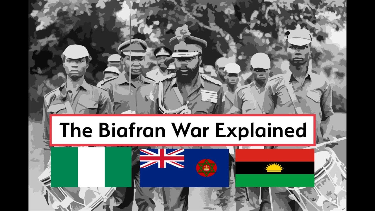 Download An Honest Explanation of the Nigerian Civil War | The Biafran Story