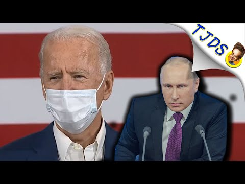 """Secret"" CIA Report Claims BIDEN is a Victim Of RUSSIA!"