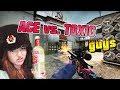 CS:GO AWP Ace vs. TOXIC Russian