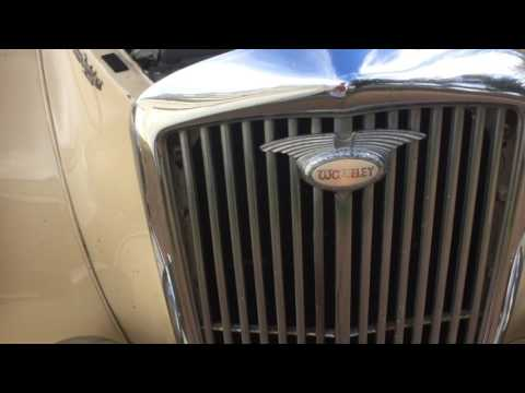 a tour of the Wolseley 4:44 1954