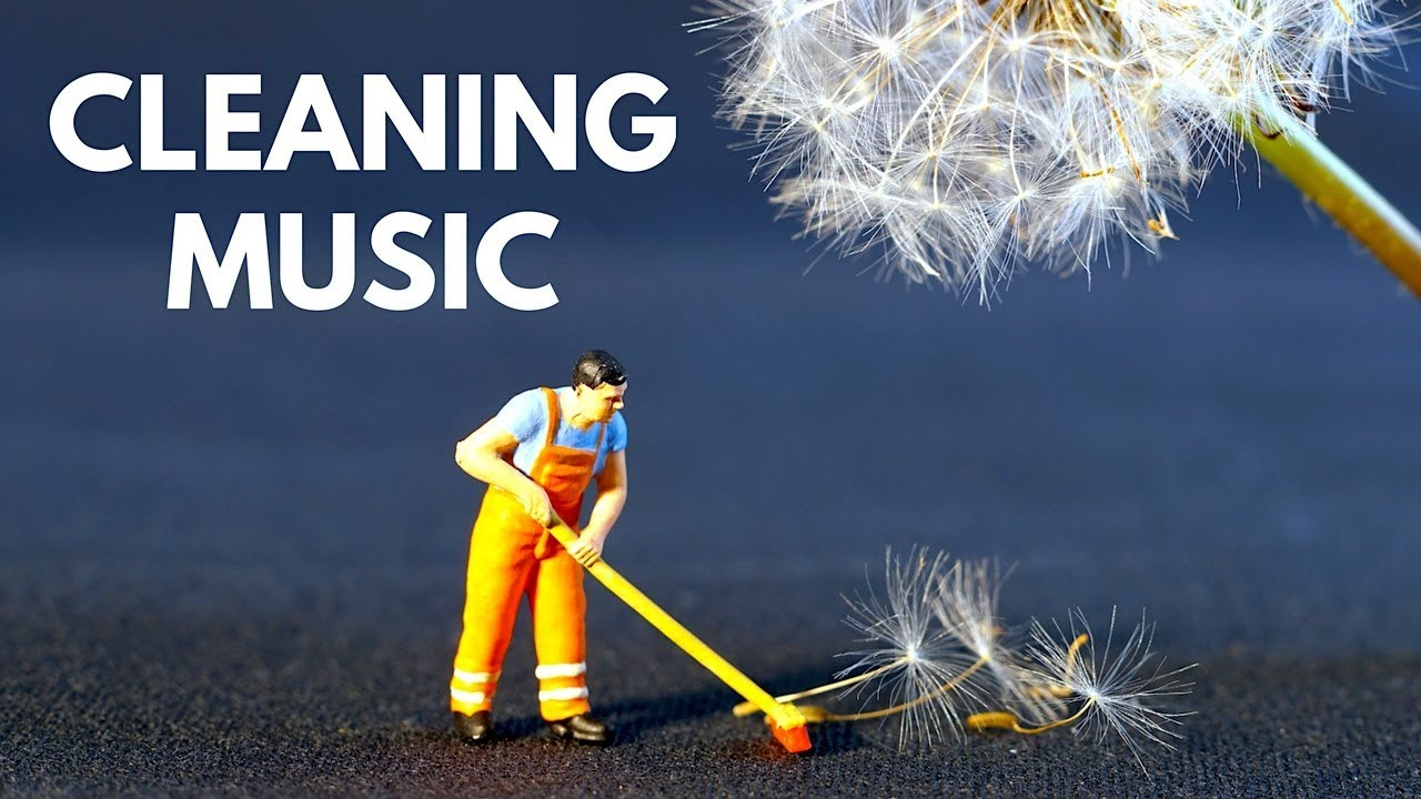 Cleaning Music Playlist Vol 1 Fun Music To Clean The House Youtube