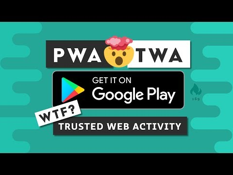 PWA To Google Play Store With Trusted Web Activities (TWA)