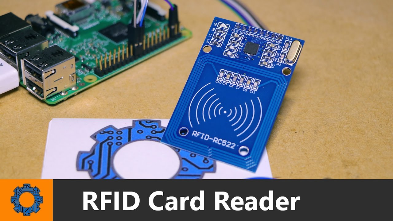 Raspberry Pi - RFID Reader