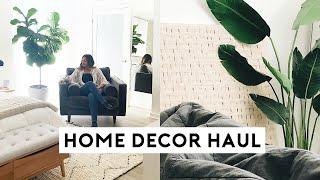 HOME DECOR HAUL 2020! Amazon, World Market, Target & More!