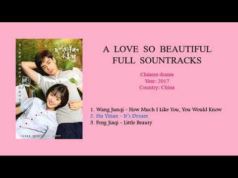 [Full Album] A Love So Beautiful OST   Lyrics
