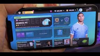 Dream league soccer 2018 final match (coin hacked)