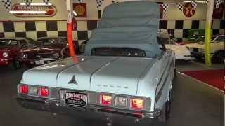 1964 Dodge Polara Convertible Max Wedge Horsepower Street Machine