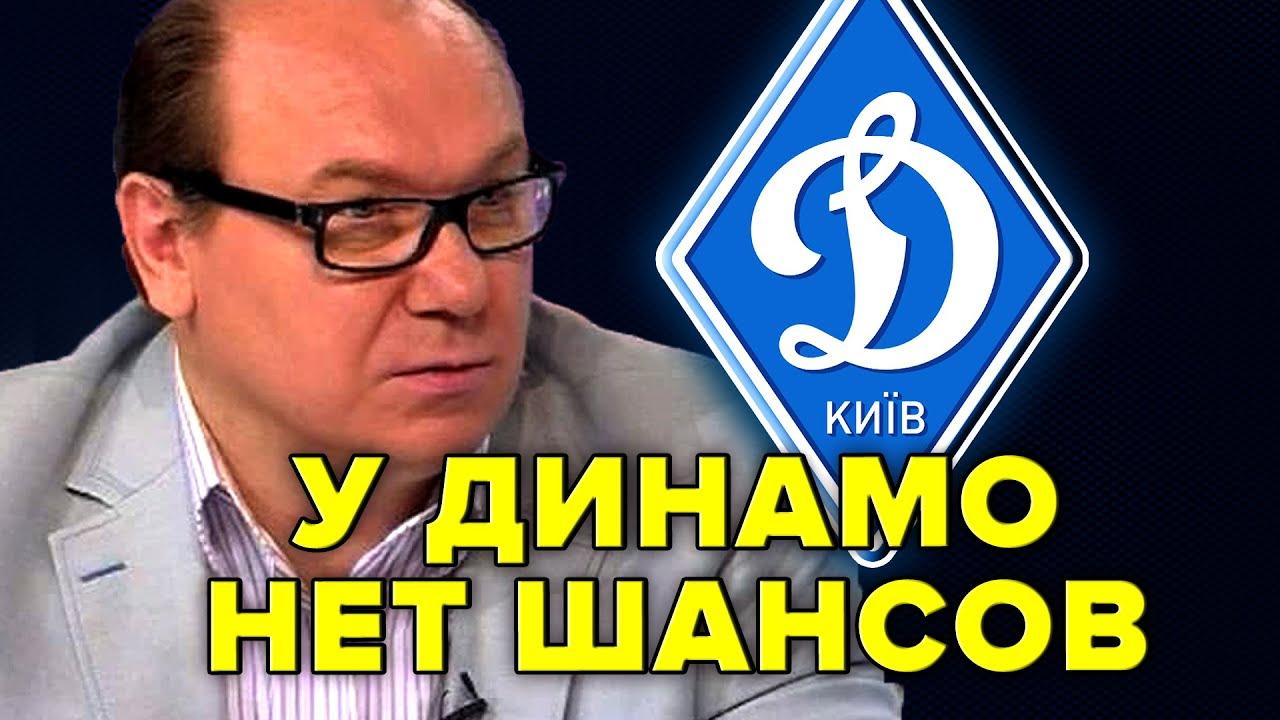 У Динамо Киев нет шансов / Лига Чемпионов / Новости футбола сегодня MyTub.uz