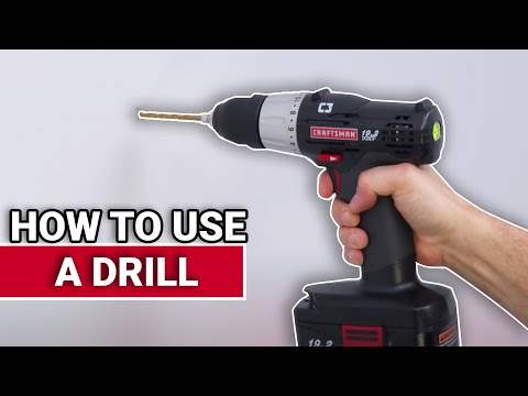How To Use A Power Drill - Ace Hardware