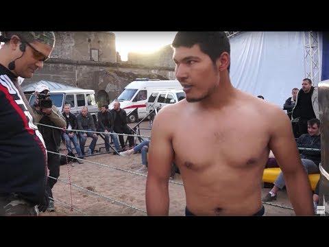 SCORPION Mexican vs Russian Soldier !! MMA Fight !!!