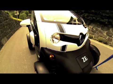 Renault Twizy in Liechtenstein