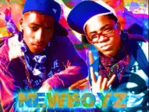 New Boyz ft Ray J - Tie Me Down (NEW 2009)