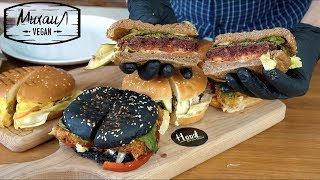 Лучшие бургеры в Питере   Hood Street Food