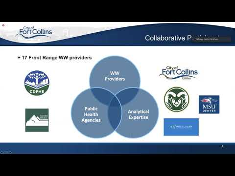 view COVID-19 Update - Wastewater video