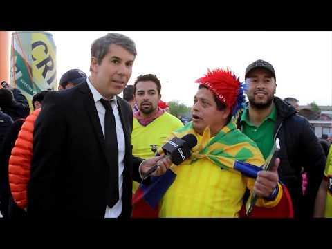 CQC #Especial Eliminatorias: Ecuador v/s Chile