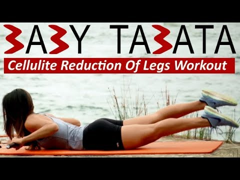 Cellulite Reduction Legs Workout with THE BOW!