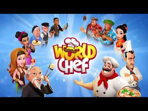 WORLD CHEF - Play Store - February 2017