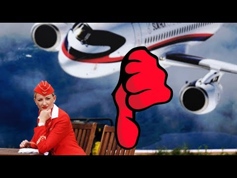 ✈ НЕ летайте самолётами Аэрофлота ! 🚑