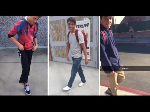 682a8dd61c Damn Daniel! Back At It Again With The White Vans - YouTube