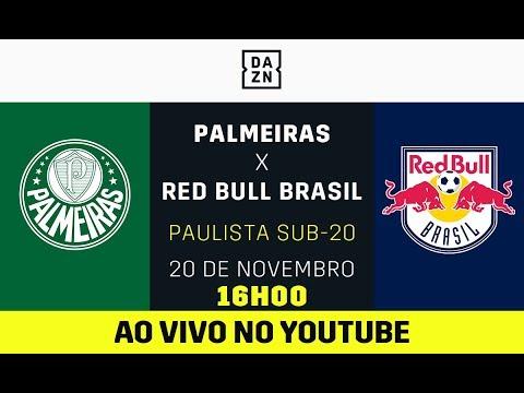 Palmeiras x Red Bull Brasil AO VIVO! Assista aqui com o DAZN!