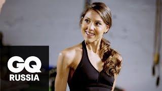 Бой с весом: йога для начинающих
