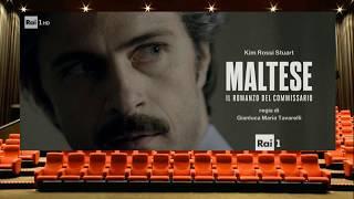 "Ralf Hildenbeutel - Main Theme (Ease) from ""Maltese-Il Romanzo del Commissario"" RAIfictionTV"