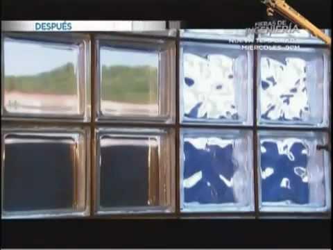 Bloques de vidrio para construccion como se fabrican - Bloques de cristal ...