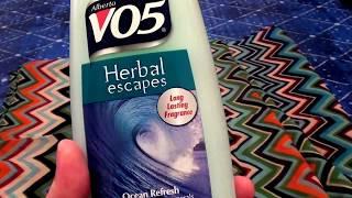 Alberto VO5 Herbal Escapes Ocean Refresh Moisturizing Conditioner