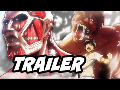 Attack On Titan Season 3 Trailer Breakdown...