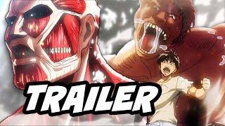 Attack On Titan Season 3 Trailer Breakdown and Manga Spoiler Guide
