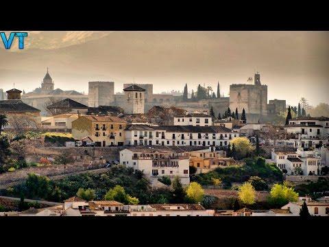 TOP 10 Lugares Para Visitar en Andalucía (España)