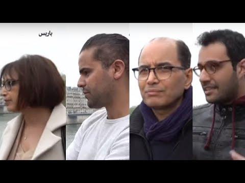 شهادات لأشخاص عن حريق كاتدرائية نوتردام في باريس